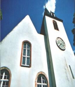 Ev. Kirche Zwingenberg