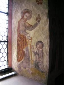 Jesus begegnet Maria von Magdala