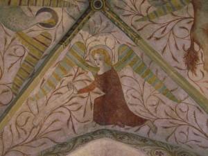 Mensch / Engel - Symbol des Evangelisten Matthäus