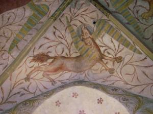 Stier - Symbol des Evangelisten Lukas