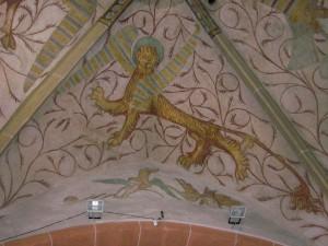 Löwe - Symbol des Evangelisten Markus