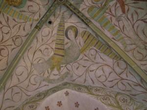 Adler - Symbol des Evangelisten Johannes