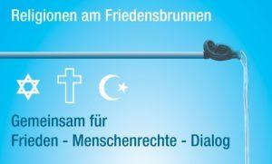 Religionen am Friedensbrunnen