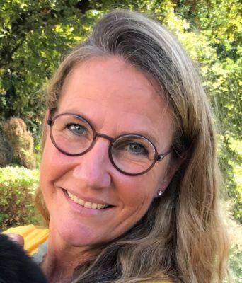 Kirchenvorsteherin Dr. Ulrike Dehlinger