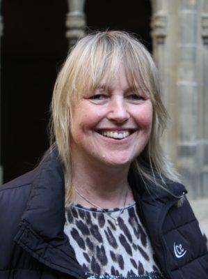 Kirchenvorsteherin Ulrike Schuchmann