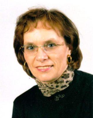 Gemeindesekretärin Ingrid Laut