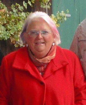 Küsterin Gertrud Schüßler